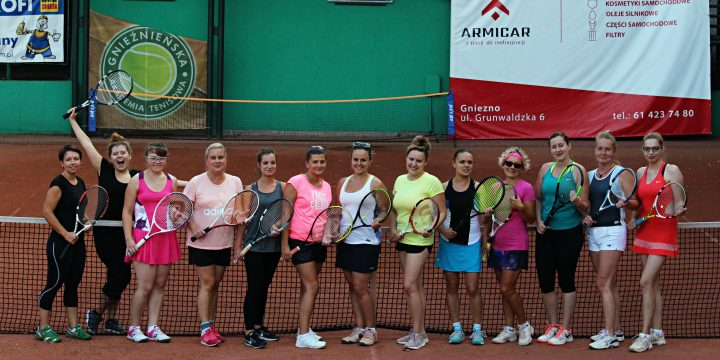 Tenis Kobiet w GKT